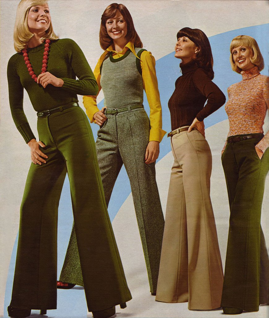 17 Fashion Mistakes We All Made In The 70s