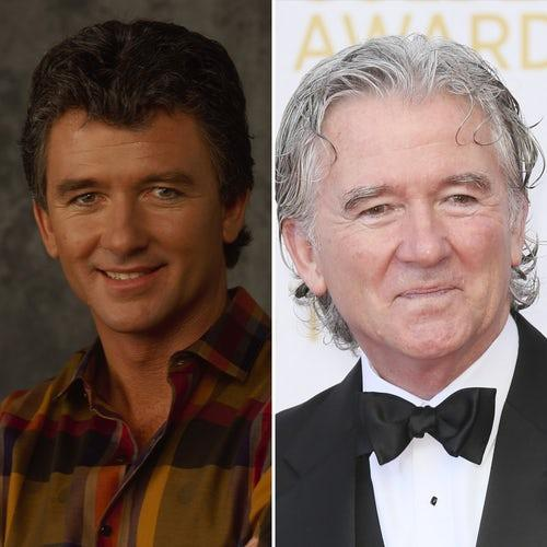 Patrick Duffy head shot