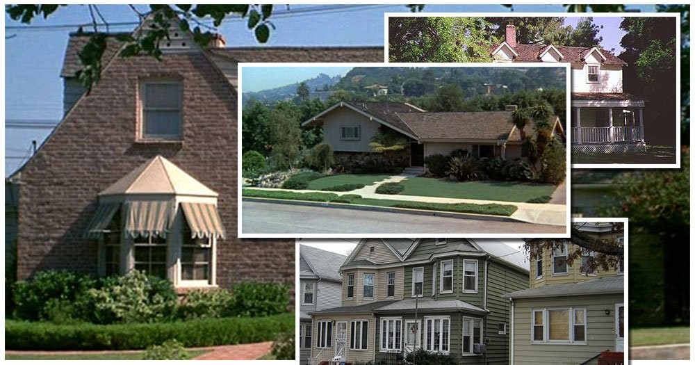 Can You Identify All these 10 TV Show Homes from the 1970's?