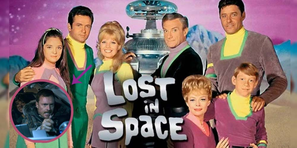 Danger Will Robinson! 'Lost In Space' Is Coming Back!