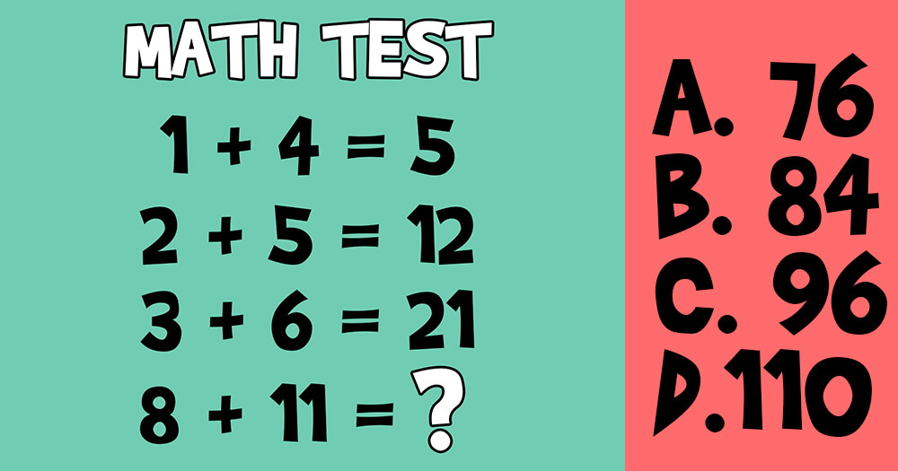 Can You Solve this SIMPLE Math Problem? | Do You Remember?