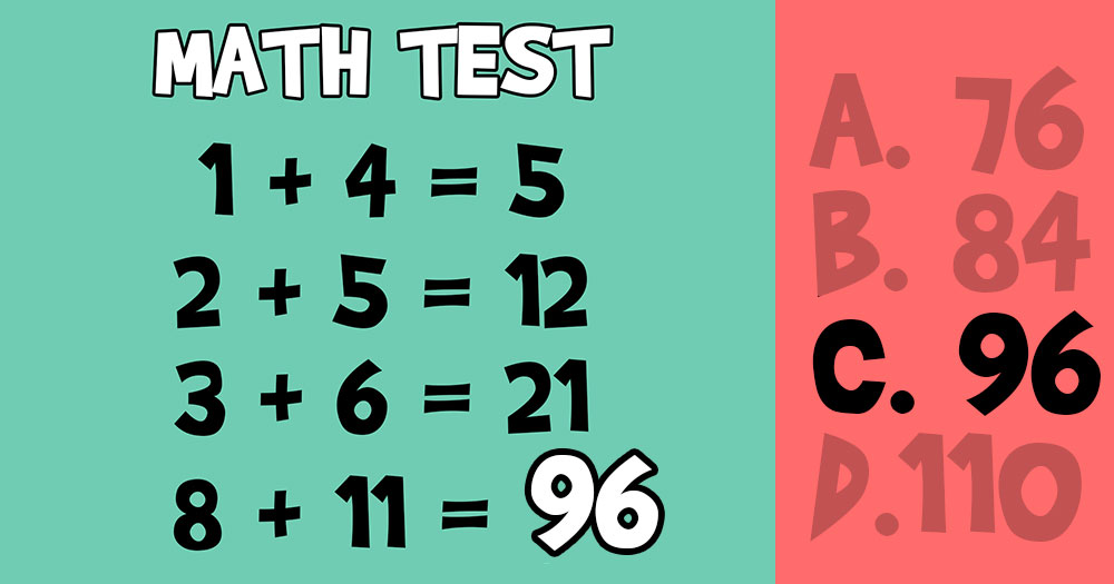 Can You Solve this SIMPLE Math Problem?   Do You Remember?