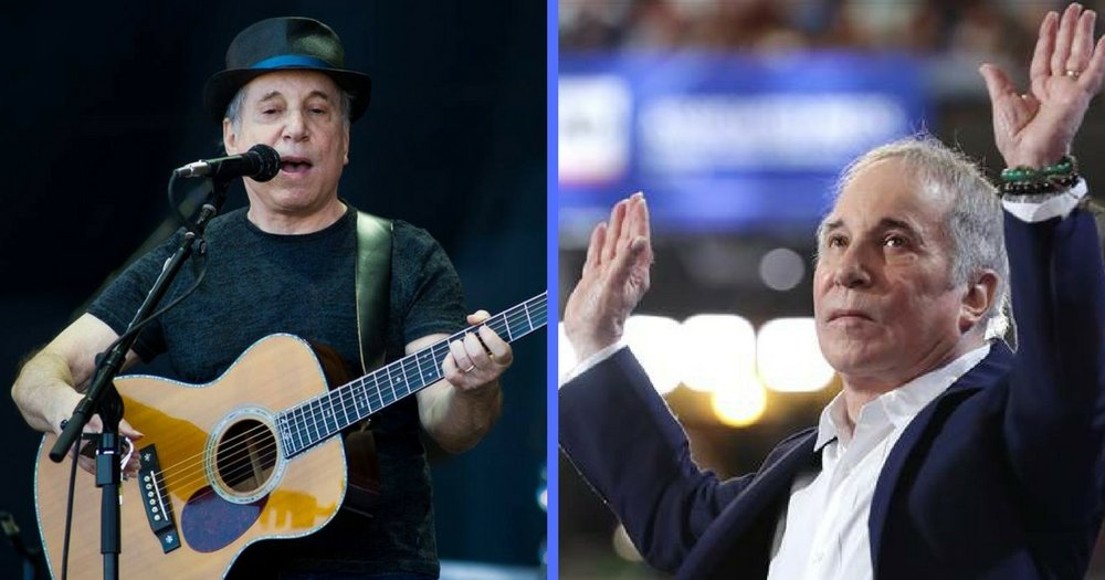 Paul Simon Retiring From Touring After 50 Years Of Performing Live