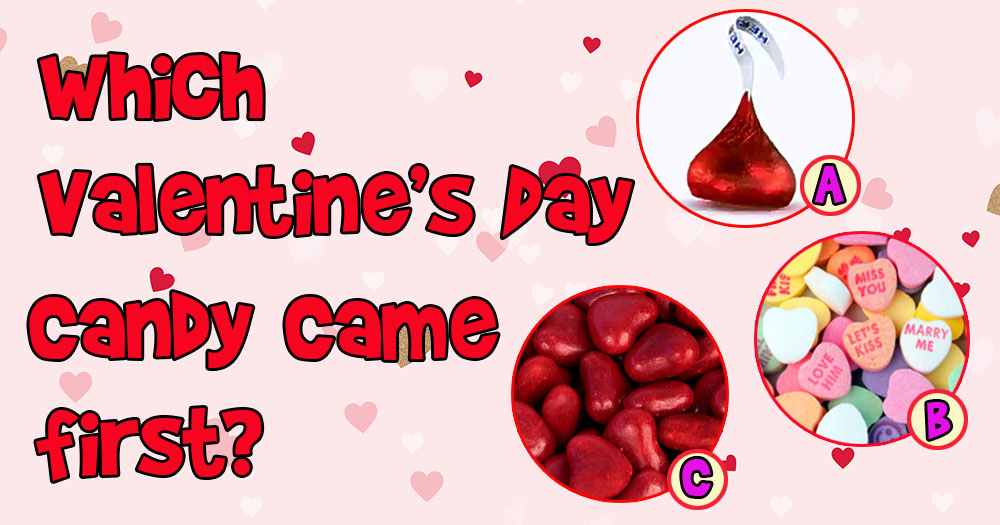 Can You Pass Our Valentine's Day Trivia?