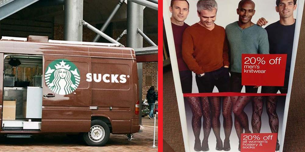 30 Ad Placement Mistakes That Turned Out To Be Funny As Hell