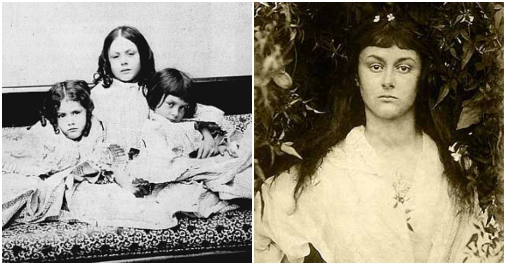 Turns Out The Real Alice In Wonderland Was An 11-Year-Old Girl Who Lewis Carroll Had A Demented Crush On