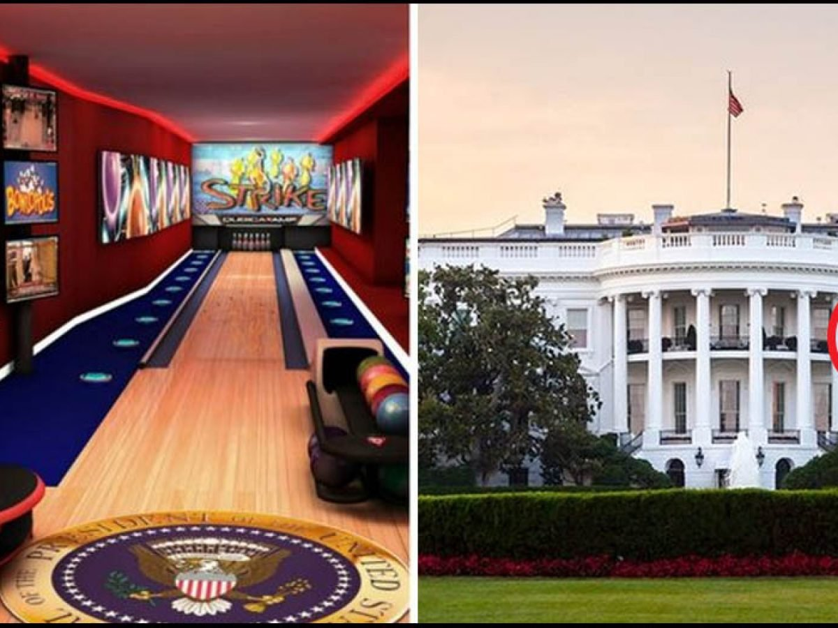 14 Coolest Rooms In The White House You
