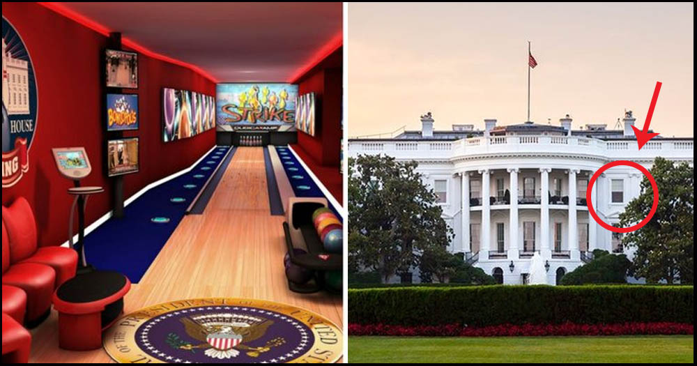 14 Coolest Rooms In The White House You Probably Never Knew Existed