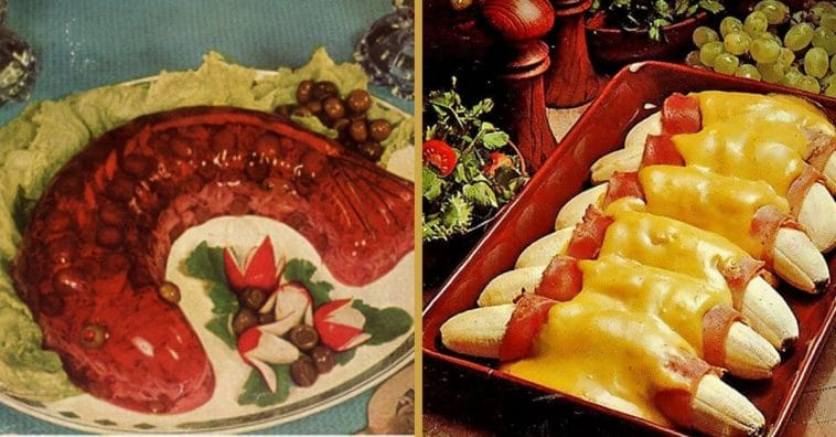 10 Disgusting Foods Your Grandparents Ate In The '50s, '60s And '70s