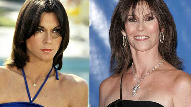 Charlies Angel Kate Jackson Then and Now Comparison