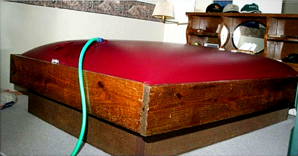 Waterbed Inventor Says They Are Due For A Comeback