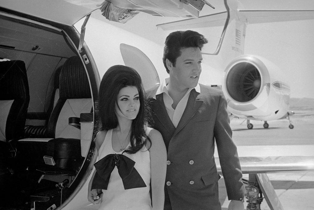 Elvis Presley Private Jet