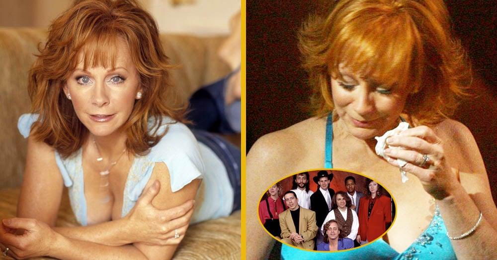 Reba McEntire Posts Heartbreaking Tribute To Bandmates Who Died In Tragic 1991 Plane Crash
