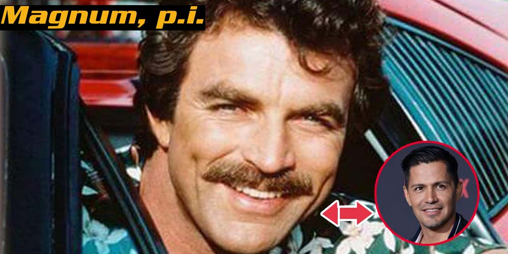 Eighties T.V. Series 'Magnum P.I.' Gets A Reboot