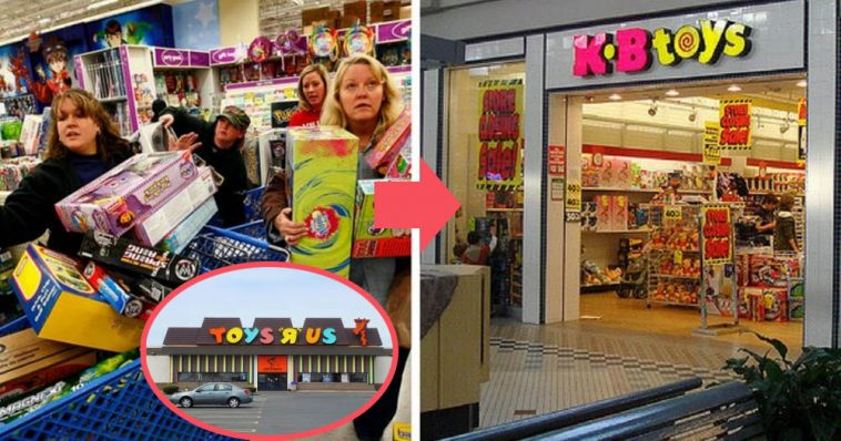 What Do You Use To Store Toys In : Kb toys could be returning to replace r us do you