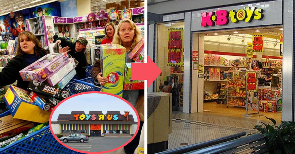 kb toys could be returning to replace toys 39 r 39 us do you remember. Black Bedroom Furniture Sets. Home Design Ideas