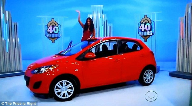 Win A Car on Price Is Right