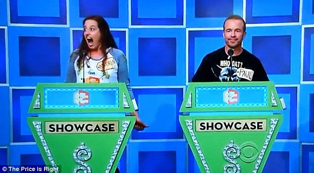What It's Like To Win The Price Is Right
