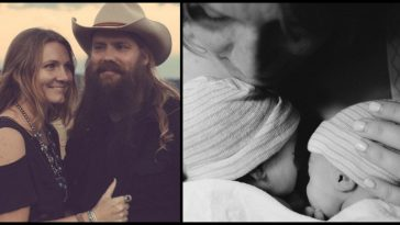 chris stapleton twins