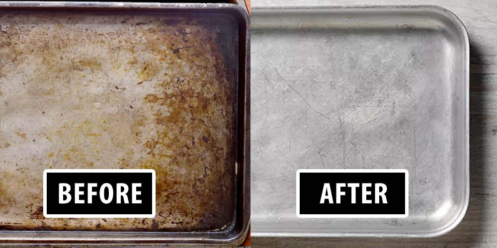 Useful Ways To Remove Stubborn Stains From Bake Ware