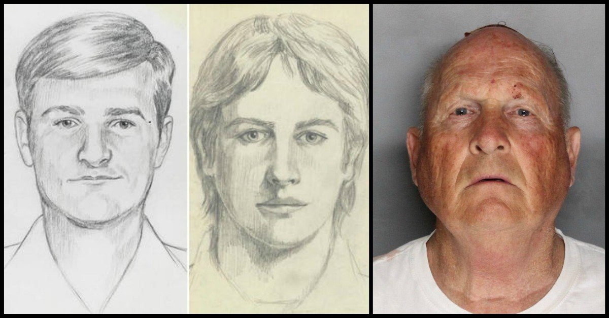 Authorities Believe They Have The 'Golden State Killer' In ...