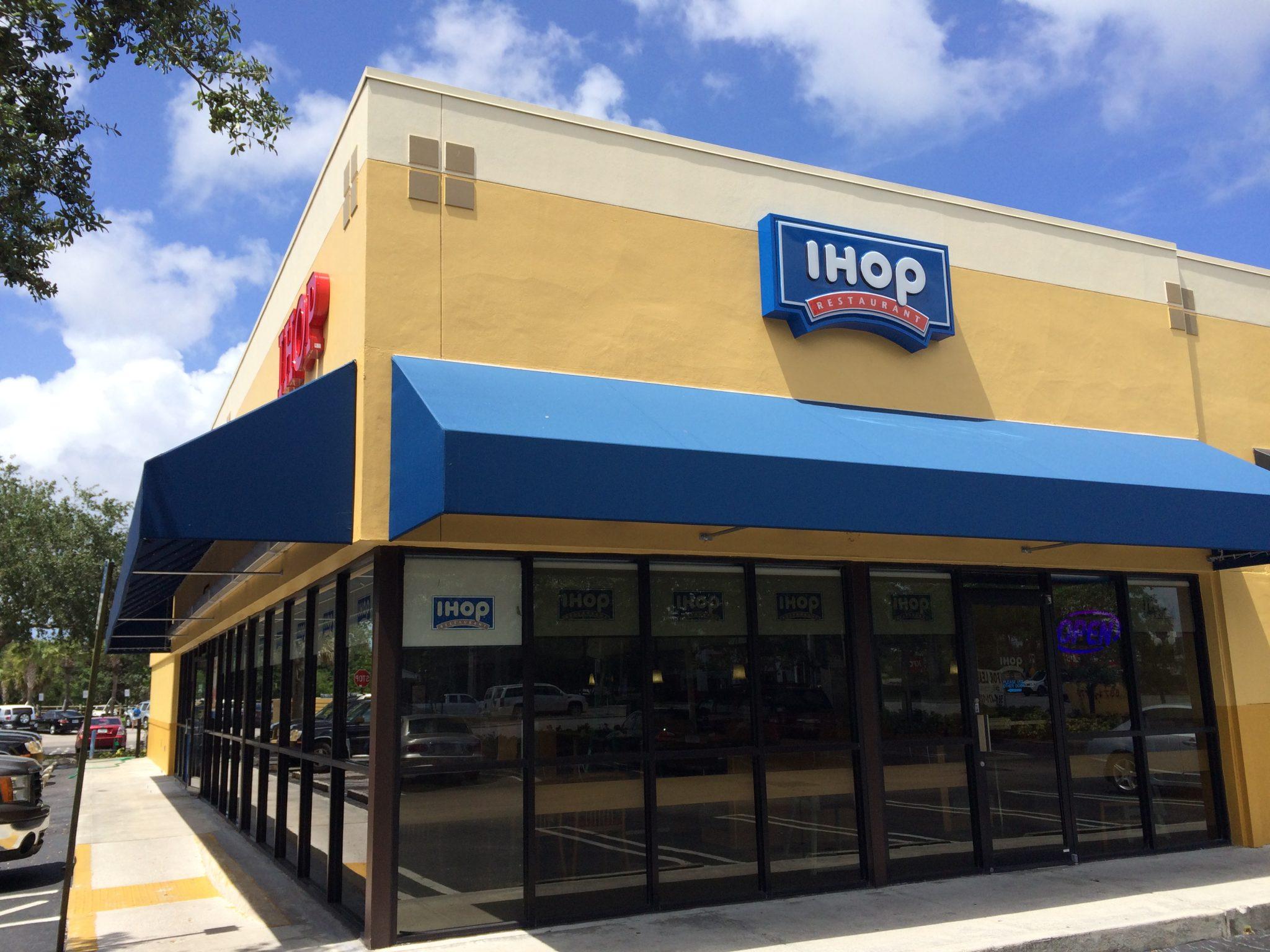 Is IHOP the next defunct restaurant chain?