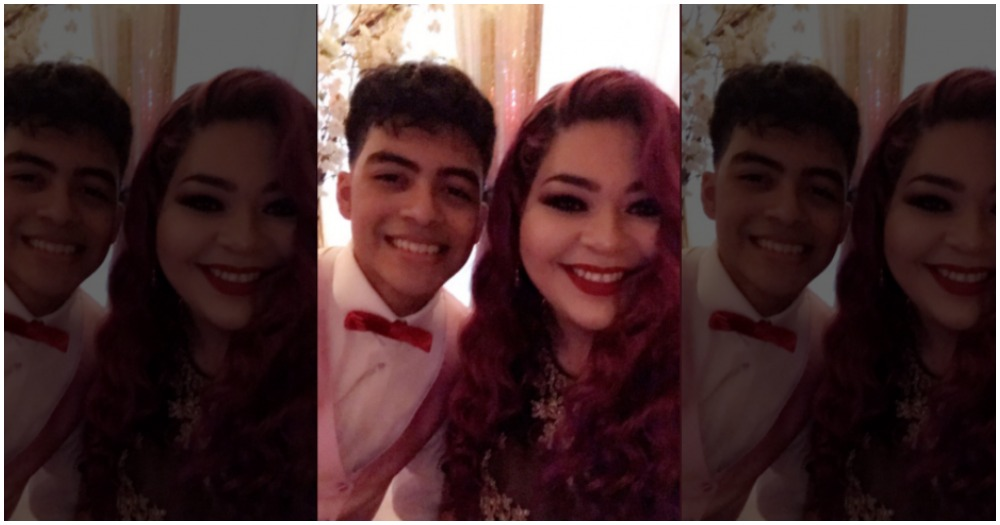 Texas Teen Takes Mom To Prom, Goes Viral: 'It Meant The World To Me'