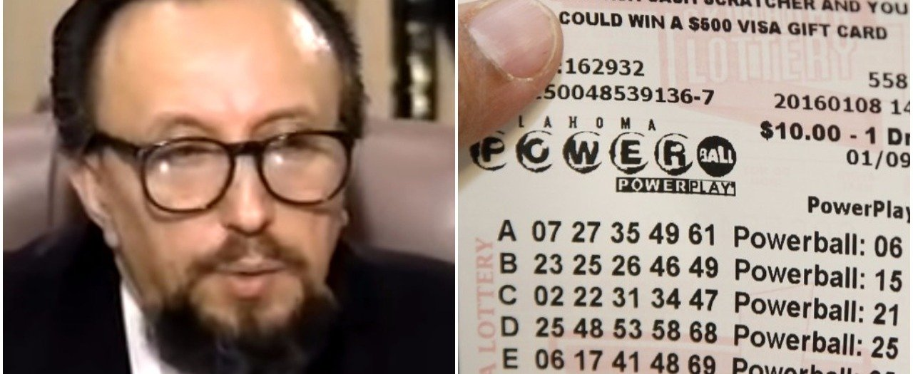 The Man Who Won The Lottery 14 Times Shares His Secrets