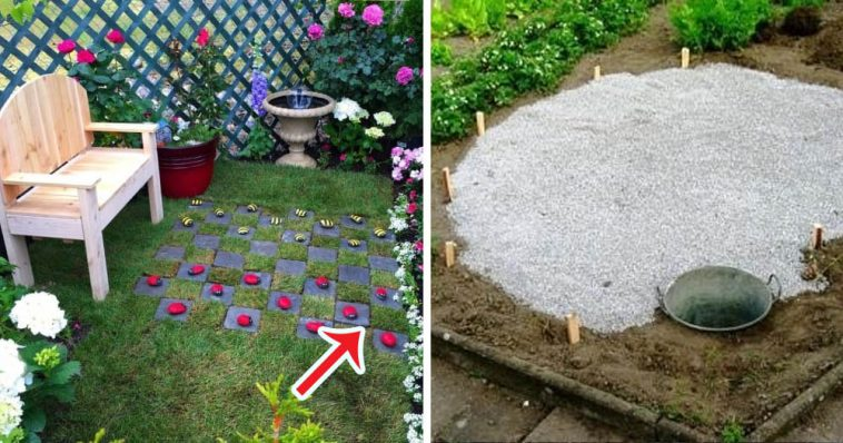11 Backyard Ideas For Creating Beautiful Gardens In Your Tiny