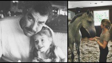 tom selleck daughter