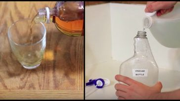 vinegar hacks