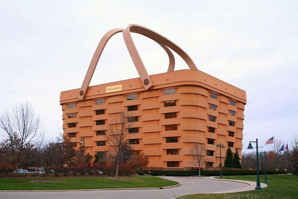 The Worlds Largest Longaberger Basket