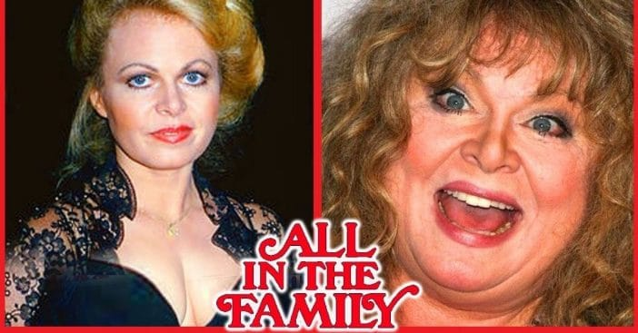 'All in the Family' cast then and now