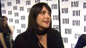 Danielle Brisebois is now also a music star