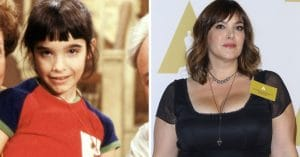 Danielle Brisebois kept the role of Stephanie after All in the Family among the cast of Archie's Place