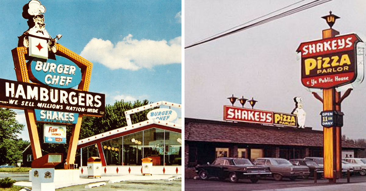 9 Old Restaurant Chains That We Wish Were Still Around Today