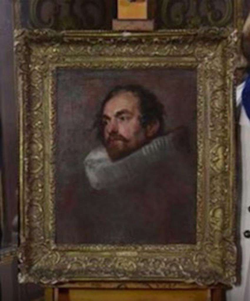 van dyck painting