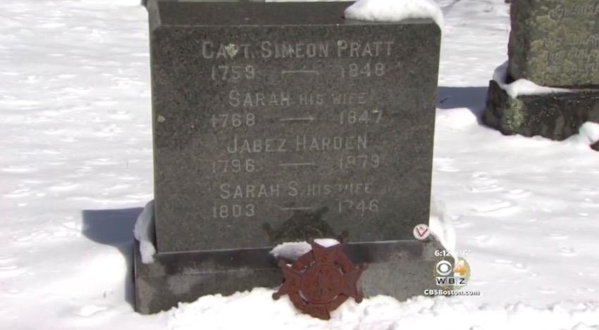 jabez headstone