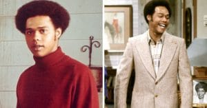 The role of Lionel persisted from the All in the Family cast to The Jeffersons