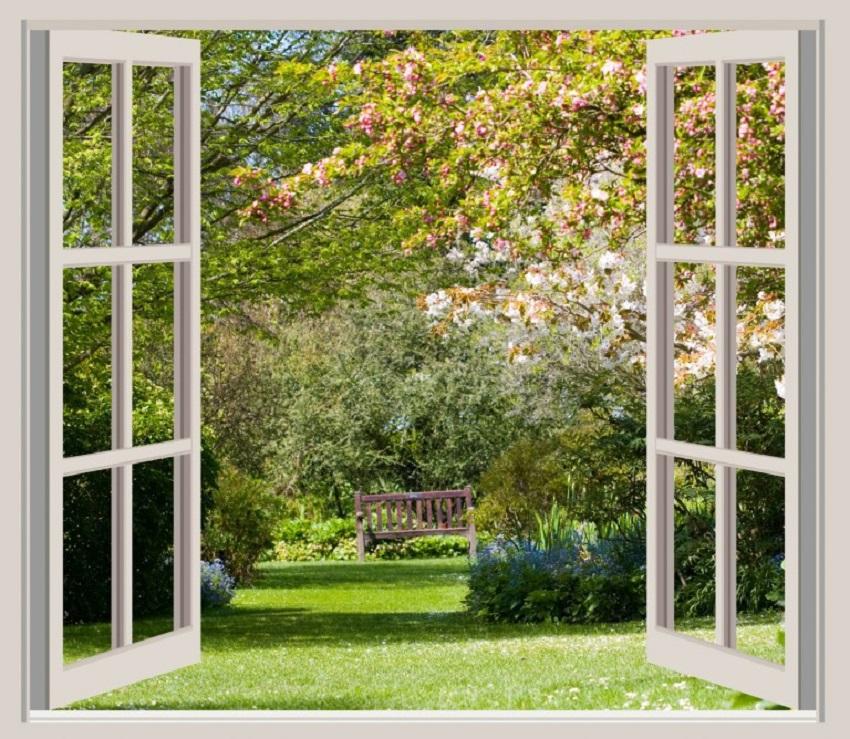 open window air freshner