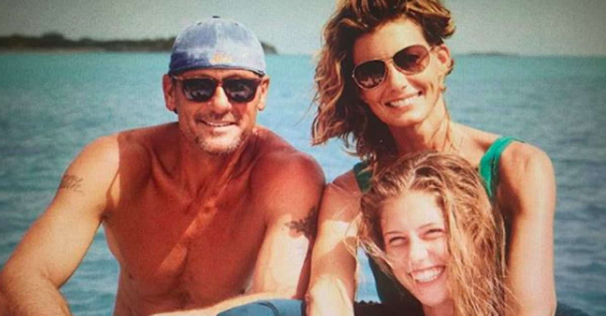 5 things you never knew about tim mcgraw and faith hill s for Do tim mcgraw and faith hill have kids