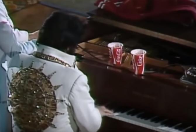 Elvis Presley'nin Son Performansı Yayınlandı