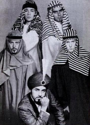 Sam the Sham and the Pharaohs