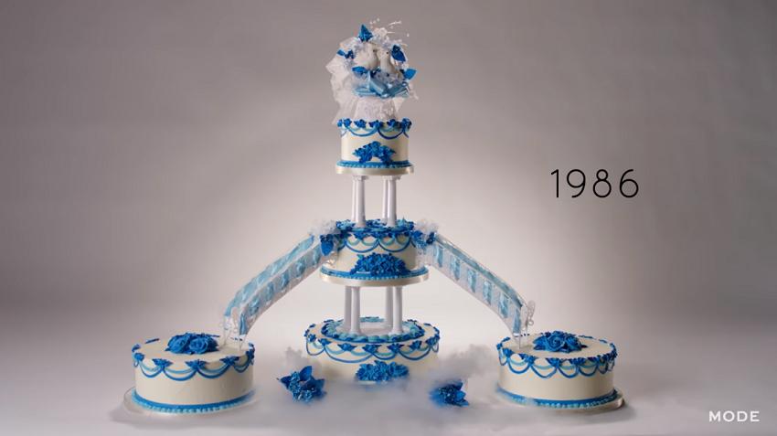 1986 dry ice cake