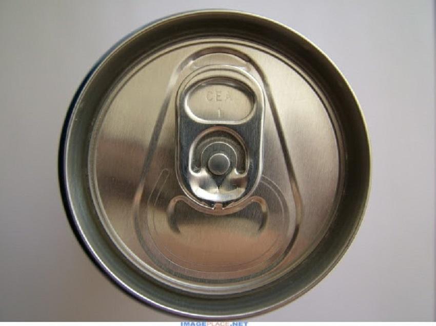 Soda can tab