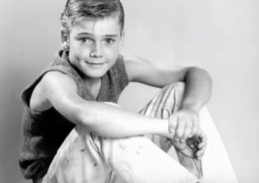 young ricky schroder
