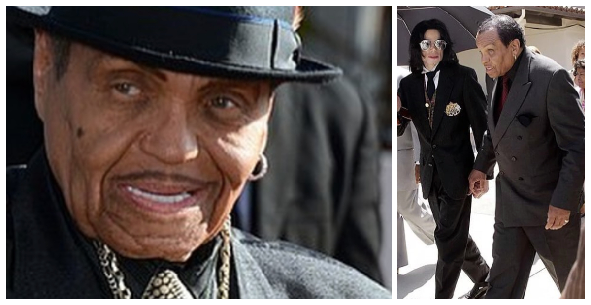 Joe Jackson, Father And Manager Of The Jackson 5, Has Been Hospitalized Due To Terminal Cancer