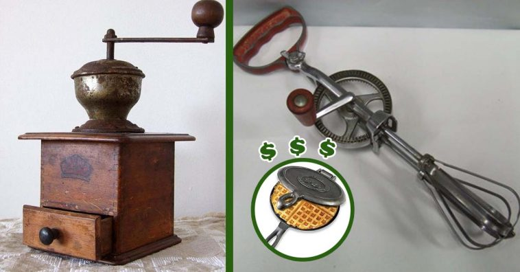 6 Vintage Kitchen Items That Are Worth More Than You Think