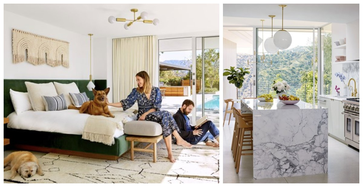 Mandy Moore Finally Reveals The 1950s Home She's Been Renovating And It's Stunning