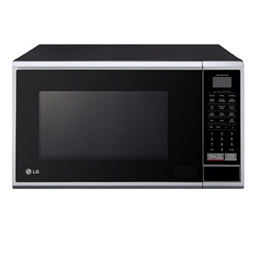 black grates on microwave